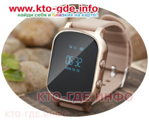 GPS часы Smart GPS Watch T58