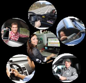 """Отслеживание водителей по сигналам их мобильных телефонов - программный gps трекер """"Маячок"""" КТО-ГДЕ.ИНФО"""